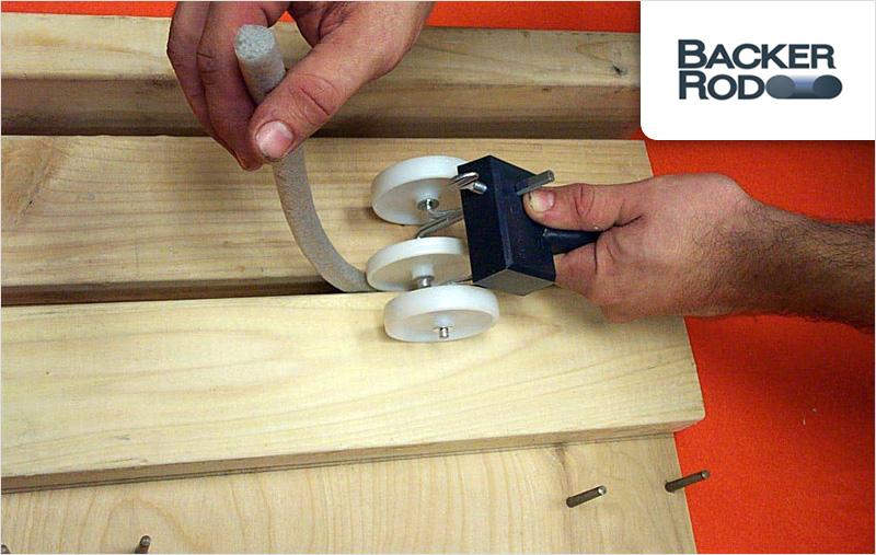 Backer Rod Instalador | Herramienta de inserción