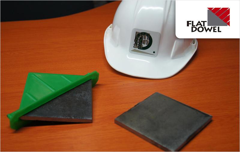 Flat Dowel | Sistema de transferencia de cargas
