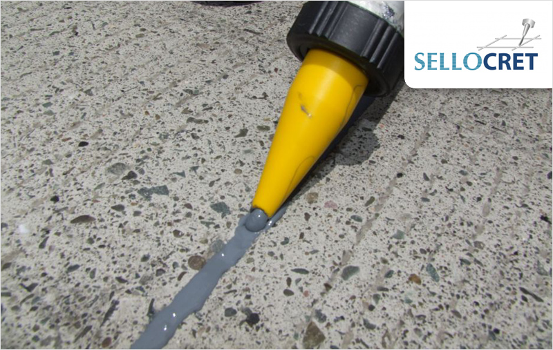 Sellocret Elastomeric Sealant Dificonsa