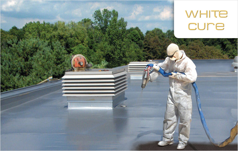 White Cure | Curing Membrane